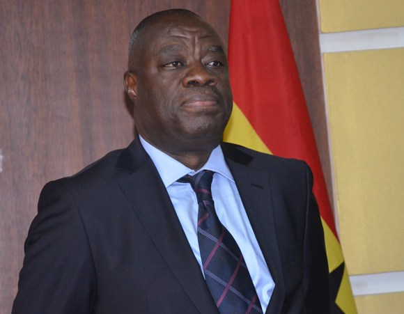 Ibrahim Mohammed Awal , Business Development Minister