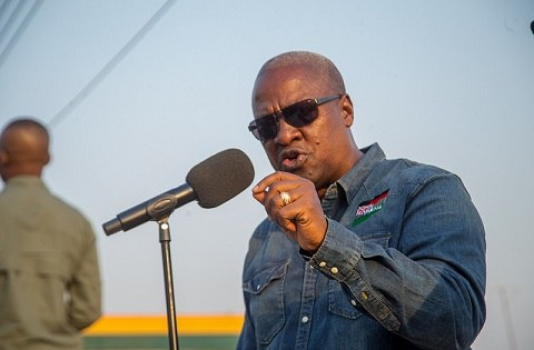 Mahama stages come back