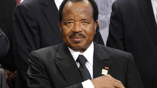 Mr. Biya, at 85 is Africa's oldest Head of State