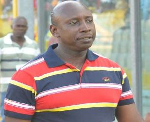 Neil Armstrong, former Hearts of Oak Managing Director