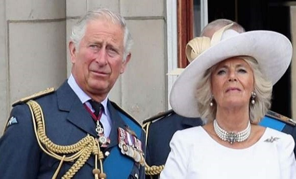 Prince of Wales and his wife, Camilla, the Duchess of Cornwall
