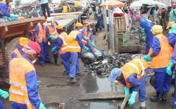 Zoomlion workers
