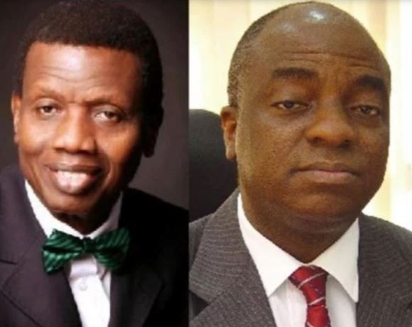 Adeboye and Oyedepo