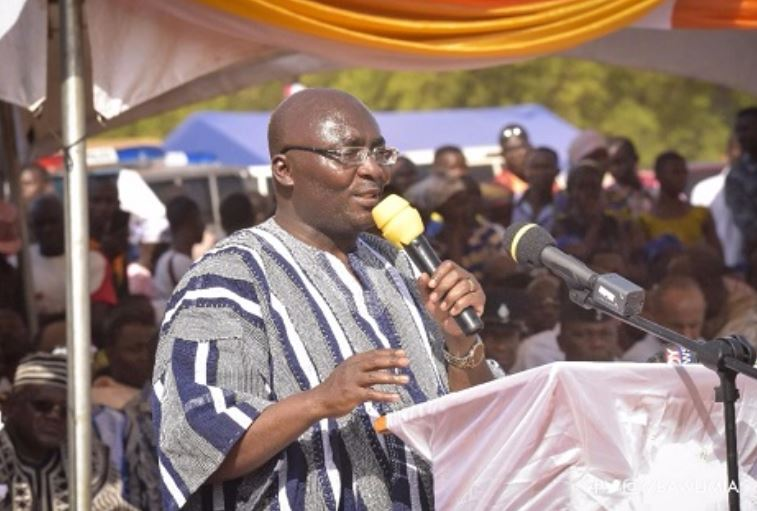 Bawumia at Nandom
