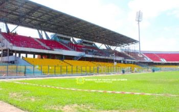 Cape Coast stadium