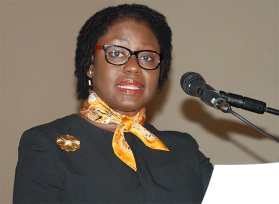 Elsie Addo Awadsie, Second Deputy Governor of Bank of Ghana