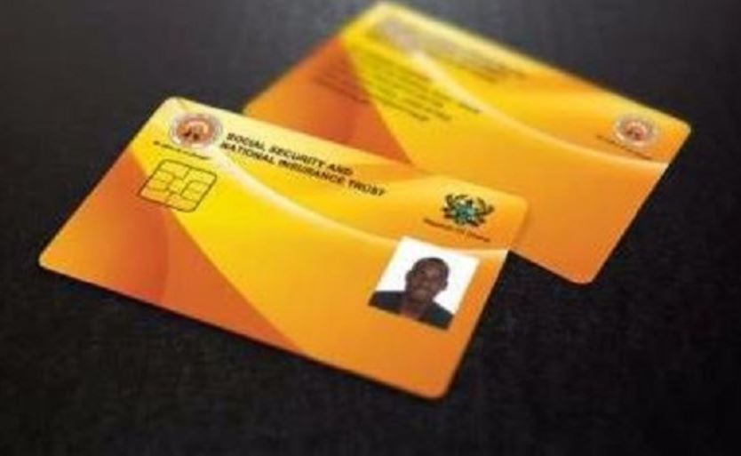 Issuance of Biometric SSNIT cards have been out on hold