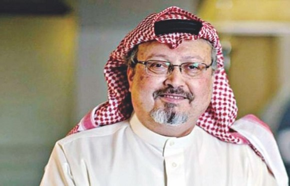 Khashoggi was lured to the Saudi consulate in Istanbul on October 2, killed and dismembered