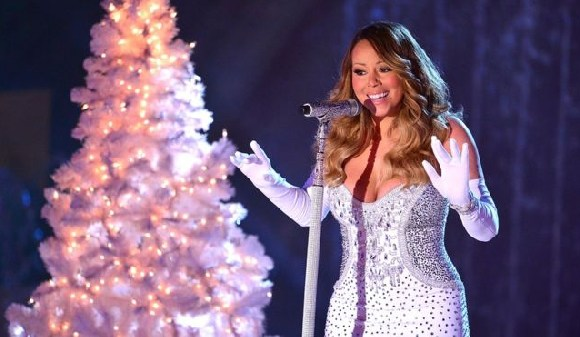 Mariah Carey's All I Want for Christmas is You has become a festive staple