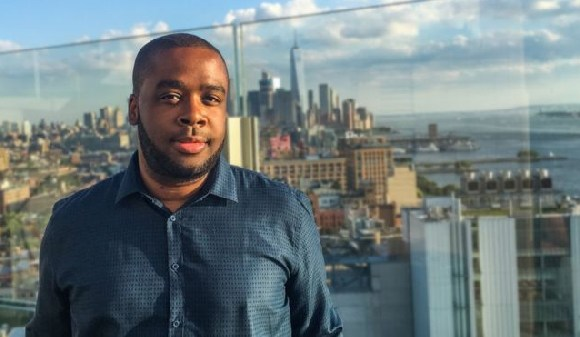 Mark Luckie left Facebook in early November, disappointed at how he felt black people were treated