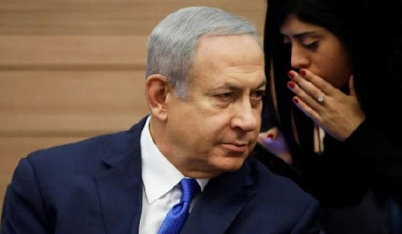 Mr Netanyahu had strongly opposed calling early elections