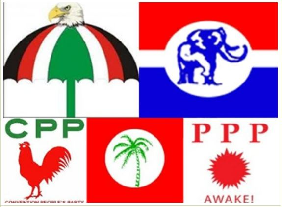 Political parties in Ghana