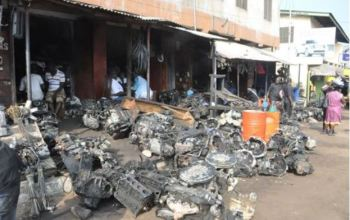 Spare parts dealers