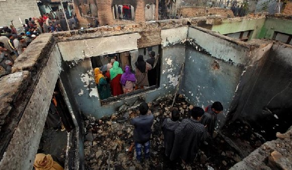 Violence in Kashmir has left tens of thousands of people dead since late 1980s