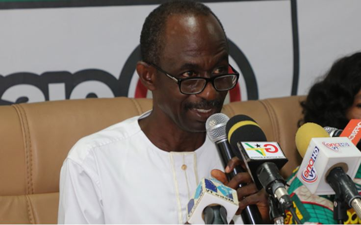 Asiedu Nketia speaks on party finances