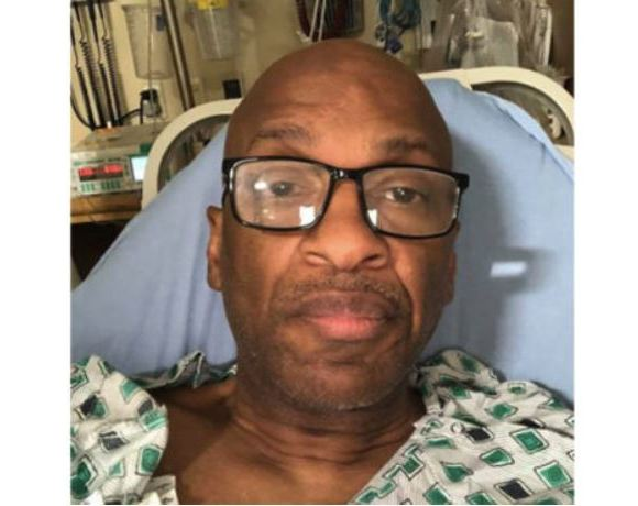 Donnie McClurkin in hospital after accident.