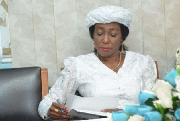 Nana Konadu speaks