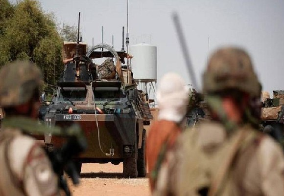 The move is to help in the fight against terrorism in the African Sahel region