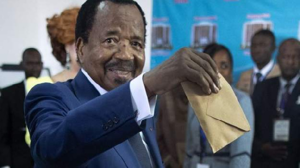 The opposition alleged there was widespread fraud in the re-election of Paul Biya