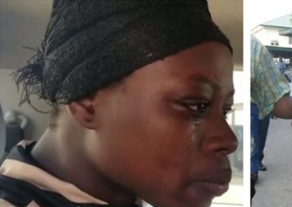 22-yr-old Efua has been arrested