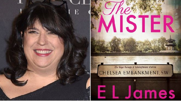 E L James is releasing a new book