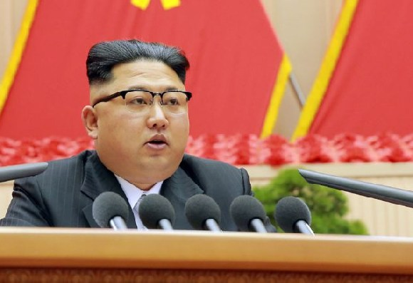 North Korean leader, Kim Jong-un