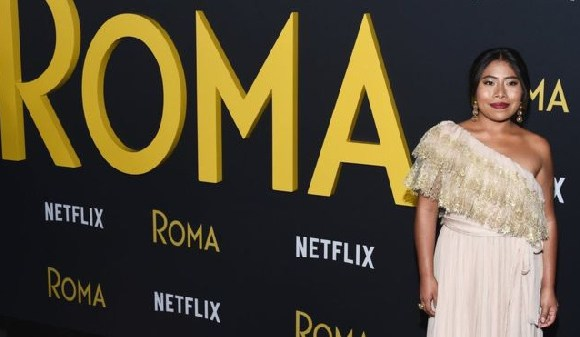 Roma was backed by Netflix, which is spending heavily to make its own movies and television