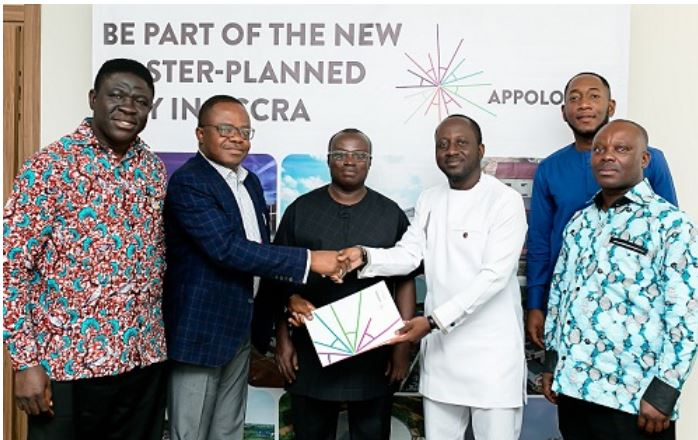 Chamber of Pharmacy Ghana and Appolonia City signed an MoU to stablishment of a Pharma Village