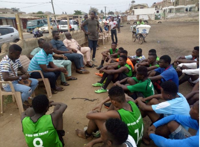 Dreams FC Executive Chairman scouting for best talents