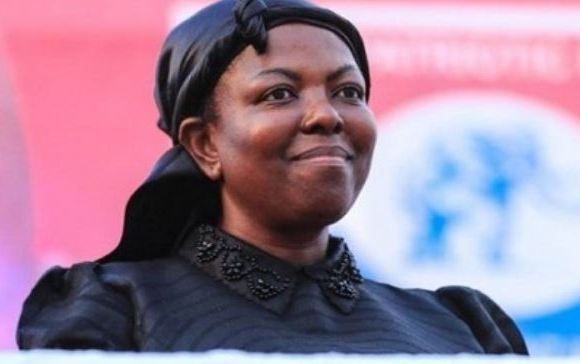 Lydia Alhassan, Member of Parliament (MP) for Ayawaso West Wuogon