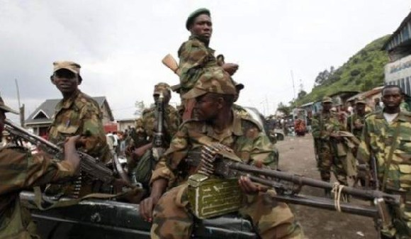 M23 ended their insurgency in 2013