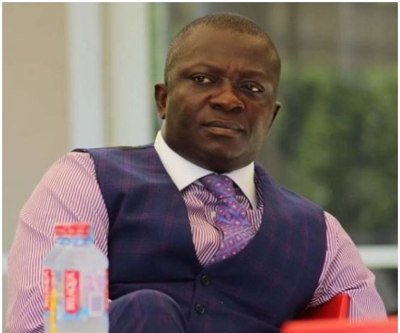 Minister of State in-charge of National Security, Bryan Acheampong