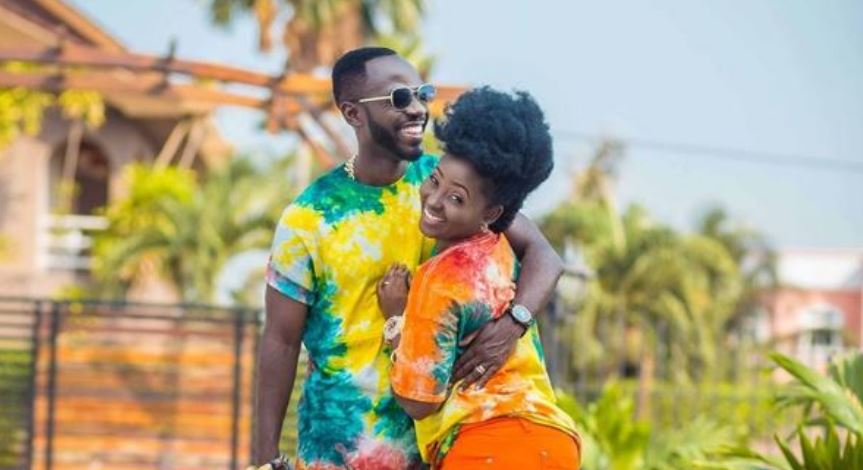 Okyeame and wife, Ghana Music News Articles