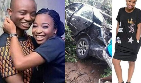 The deceased, her fiance and the accident car