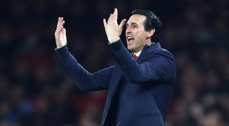 Unai-Emery-Arsenal-touchline