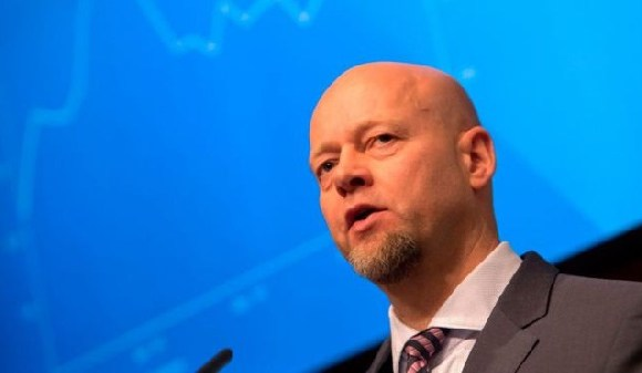 Yngve Slyngstad says the UK will continue to be significant investment for Norway's wealth fund