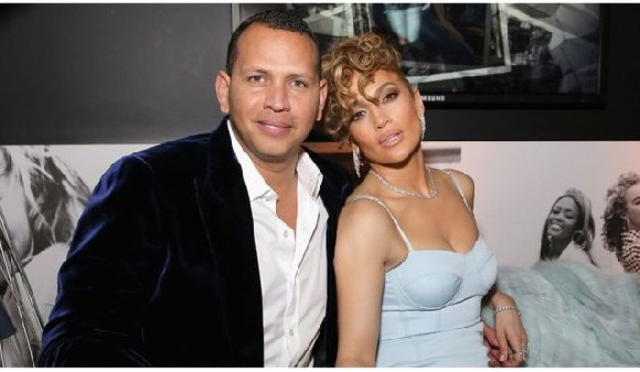 Alex Rodriguez and Jennifer Lopez announced their engagement on social media