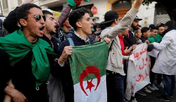 Algeria is set to hold a presidential election on April 18