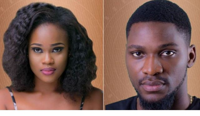 Cee-c and Tobi