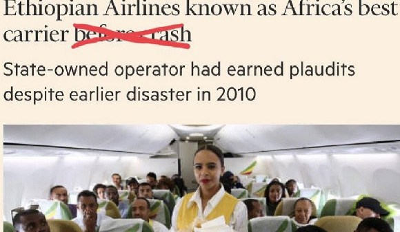 Ethiopia Airlines crash in Bishoftu