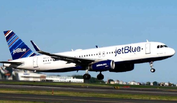 JetBlue has an option to convert some A321neo aircraft
