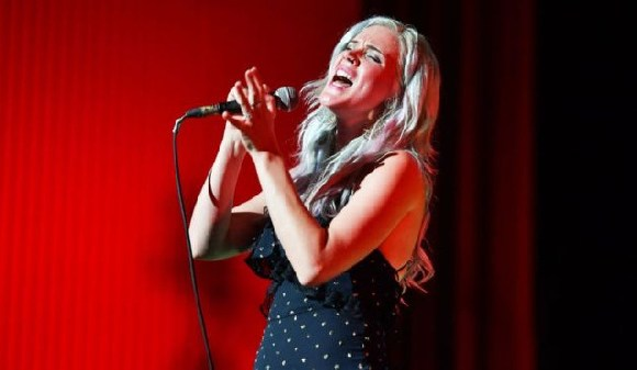 Joss Stone is trying to perform in every country in the world
