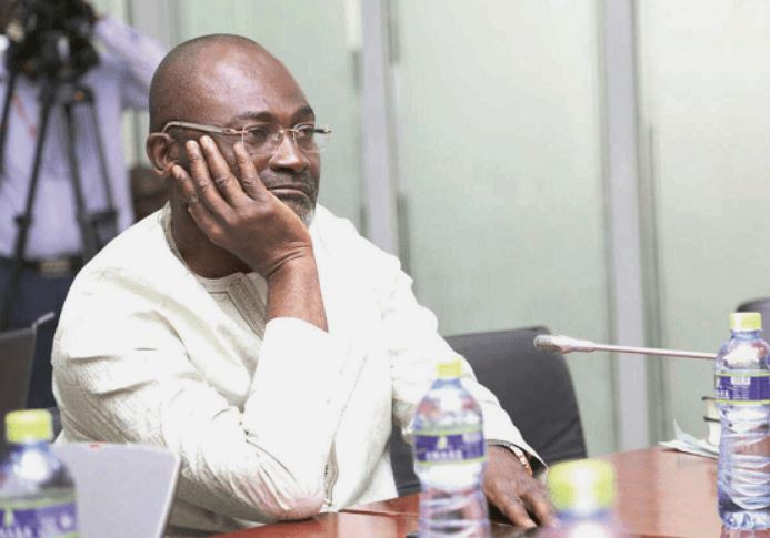 Kennedy Agyapong angry, Ghana Political News Report Articles