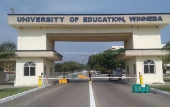The VC of UEW has dismissed two Senior Lecturers from the University
