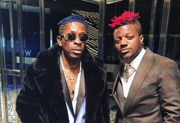 shatta and pope skinny