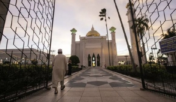 Brunei said the aim of implementing Sharia, or Islamic law, was to