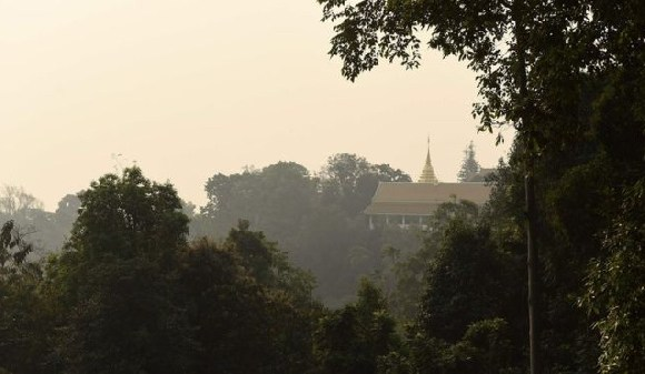 Chiang Mai is a popular tourist destination in northern Thailand