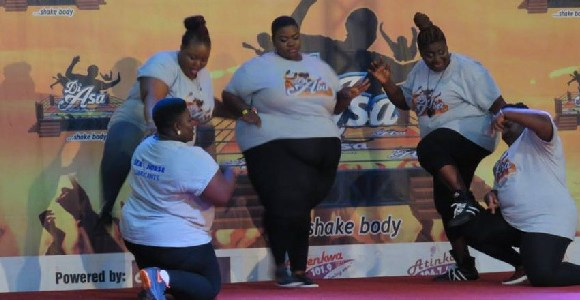 Di Asa is a TV reality show for plus size women