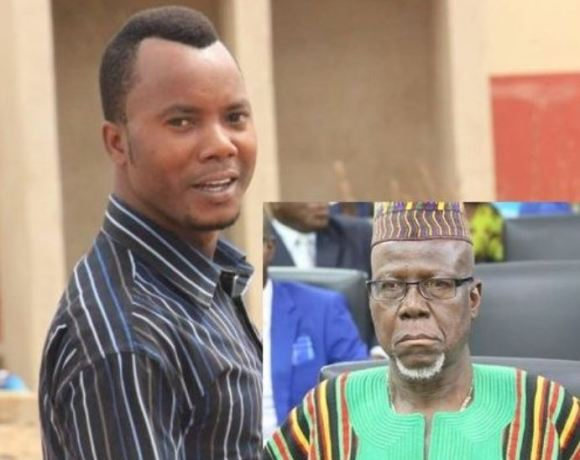 Edward Adeti and Rockson Bukari