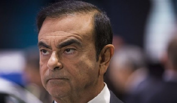 Former Nissan chief Carlos Ghosn